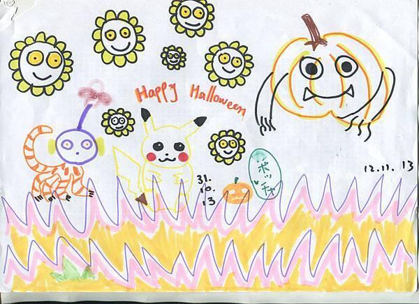 2013.10.31 日本式的Halloween.jpg