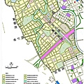 桃園都會區航空捷運線(綠線)G12G13G14都市計畫變規劃構想示意圖