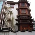 一棟頗神奇的建築...