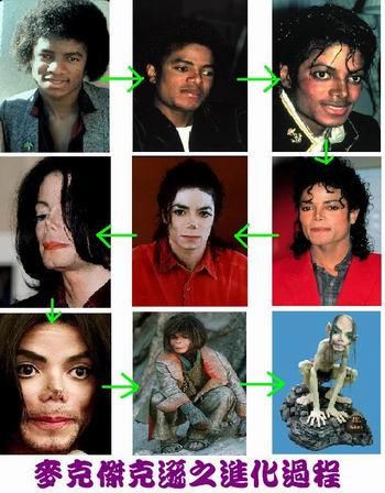 MJ的過去、現在、未來