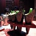 蘆筍蝦手卷