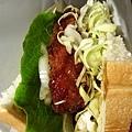 和風豬排三明治
