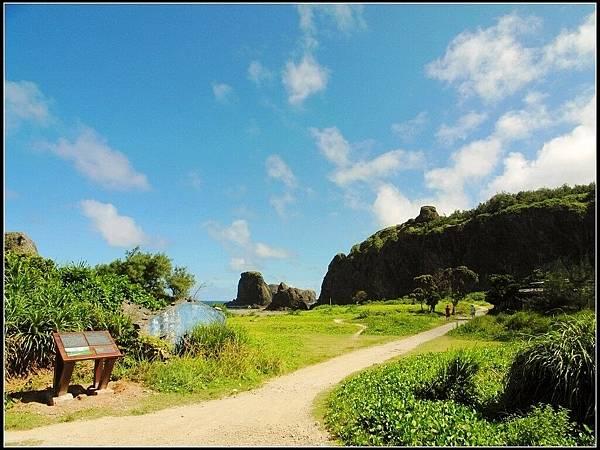 7 - 孤單的兩人環島 -08 柚子湖入口