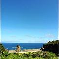7 - 孤單的兩人環島 -11 俯眺柚子湖村落遺蹟