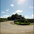 7 - 孤單的兩人環島 -12 小長城入口後的大彎道