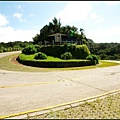 7 - 孤單的兩人環島 -13 小長城入口後的大彎道