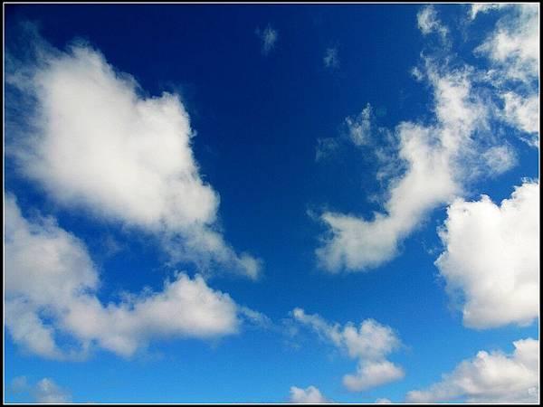 7 - 孤單的兩人環島 -19 愛上這裡的天空