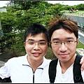 10 - 國立台灣美術館 - 自拍