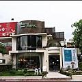 11 - 國美館餐廳路 05 甜甜圈&養生銀行