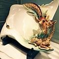 長頸鹿餐盤