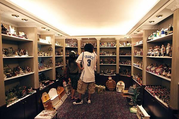 私藏絕版玩具的房間