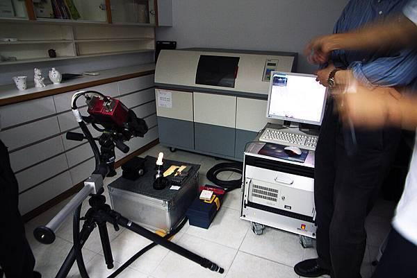 逆向工程,掃瞄手工件再去軟體細修