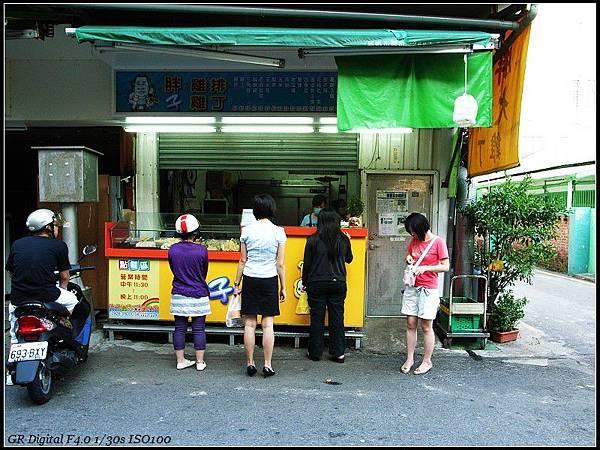 0724_2_一中街-胖子雞丁店門