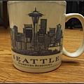 星巴克城市杯 - 西雅圖