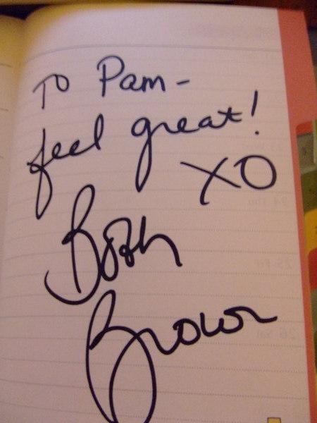 Bobbi Brom Signature