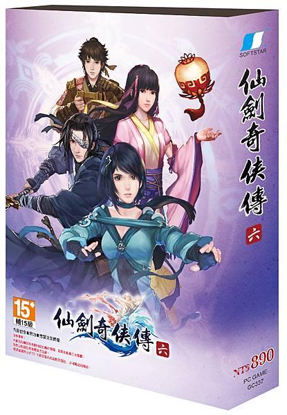 仙劍六---遊戲包