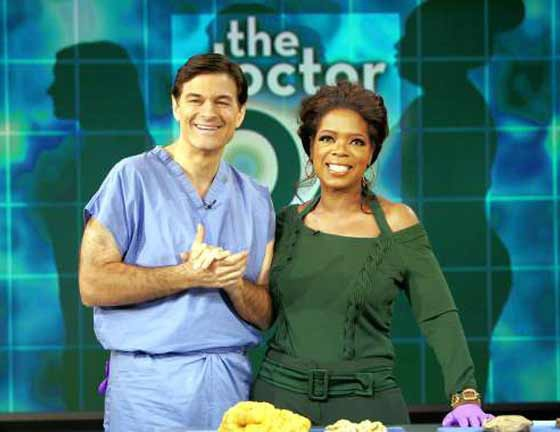 Dr. OZ 上歐普拉秀2