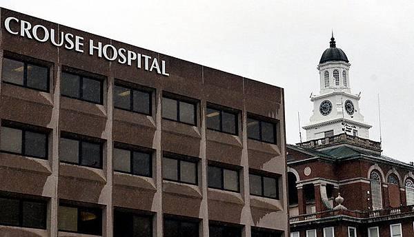 Crouse Hospital 2