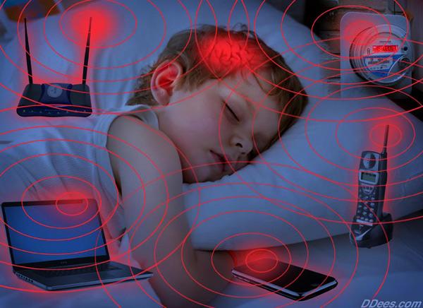 wifi對小孩的影響