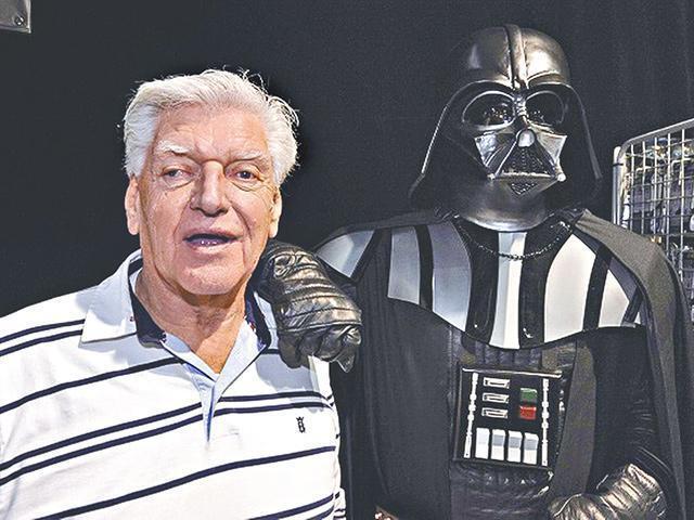 David Prowse @ Darth Vader6