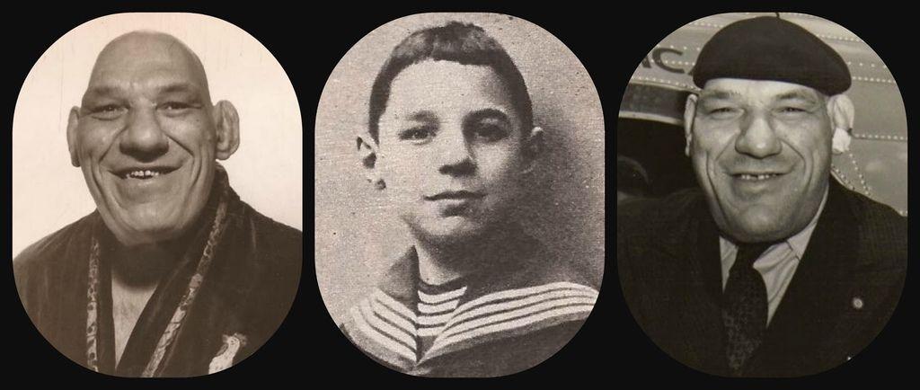 Maurice Tillet Compare