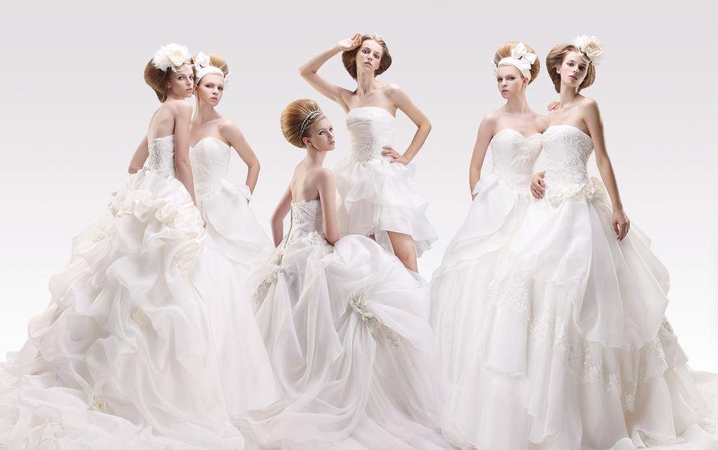 婚紗為何是白色