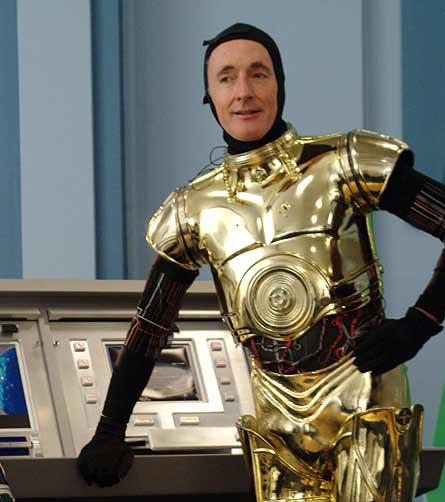 Anthony Daniels – C-3PO in Star Wars1
