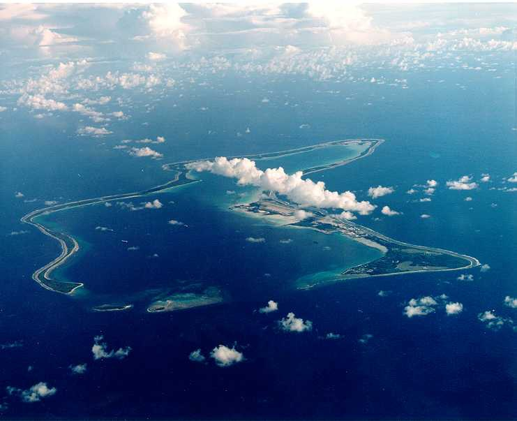 Diegogarcia 美軍基地