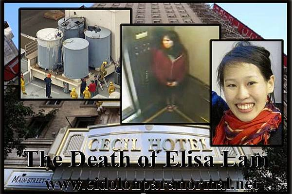 The Death of Elisa Lam - Eidolon Paranormal