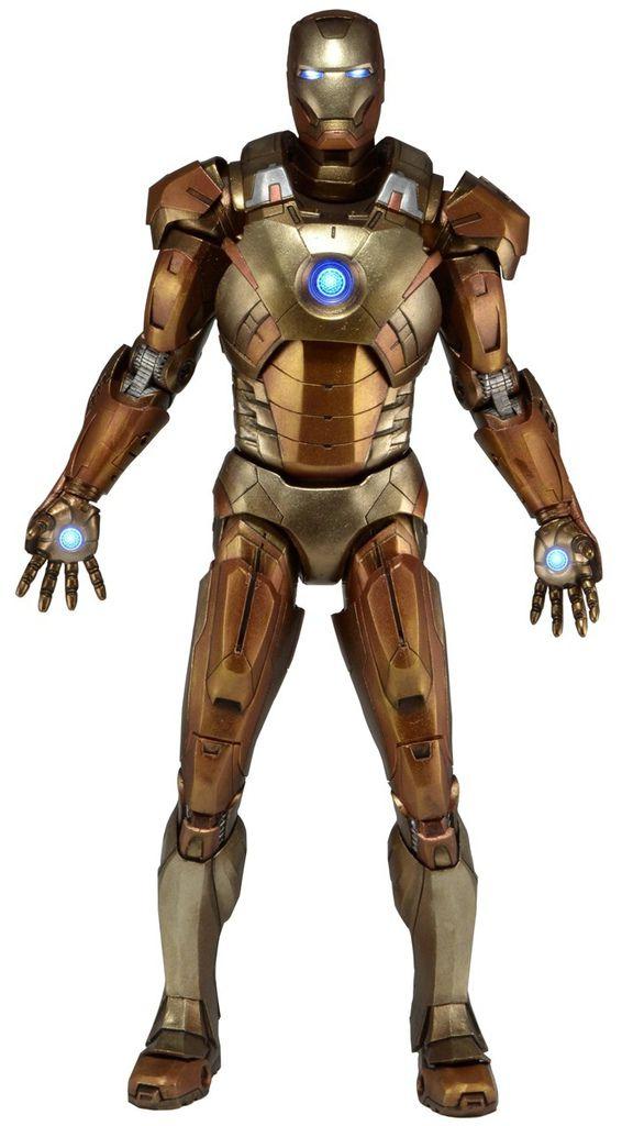 NECA-Iron-Man-Midas-Armor-Quarter-Scale-Figure-Iron-Man-Mark-XXI-e1387313995164