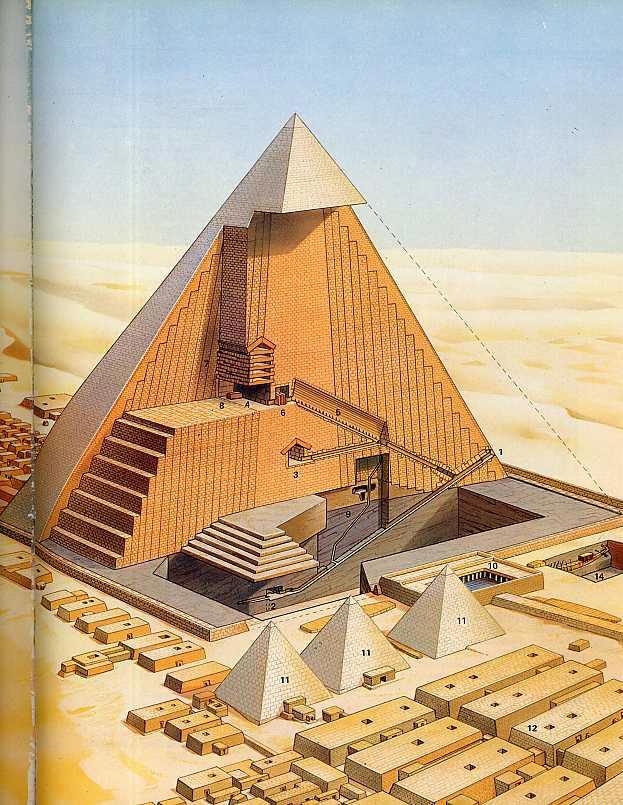 金字塔構造3