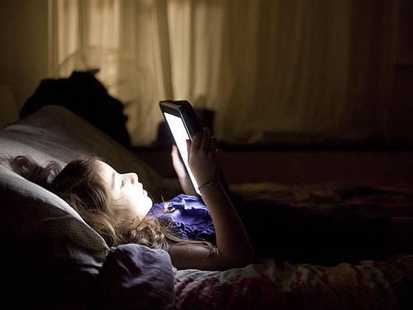 iPad 導致失眠