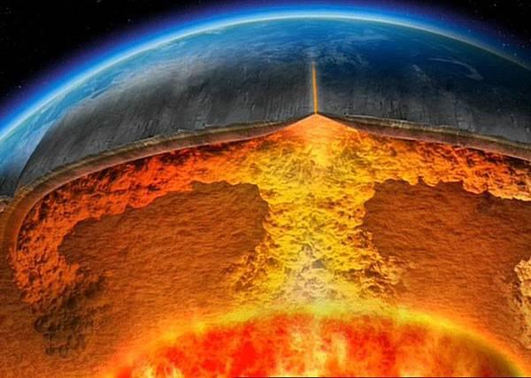 地下岩漿運動7