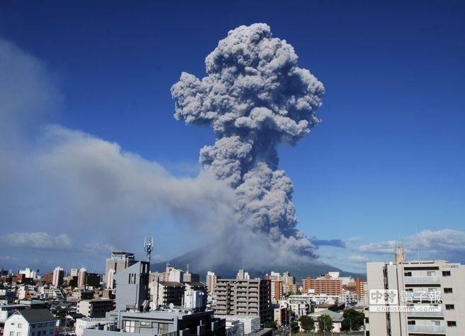 東京火山爆發5