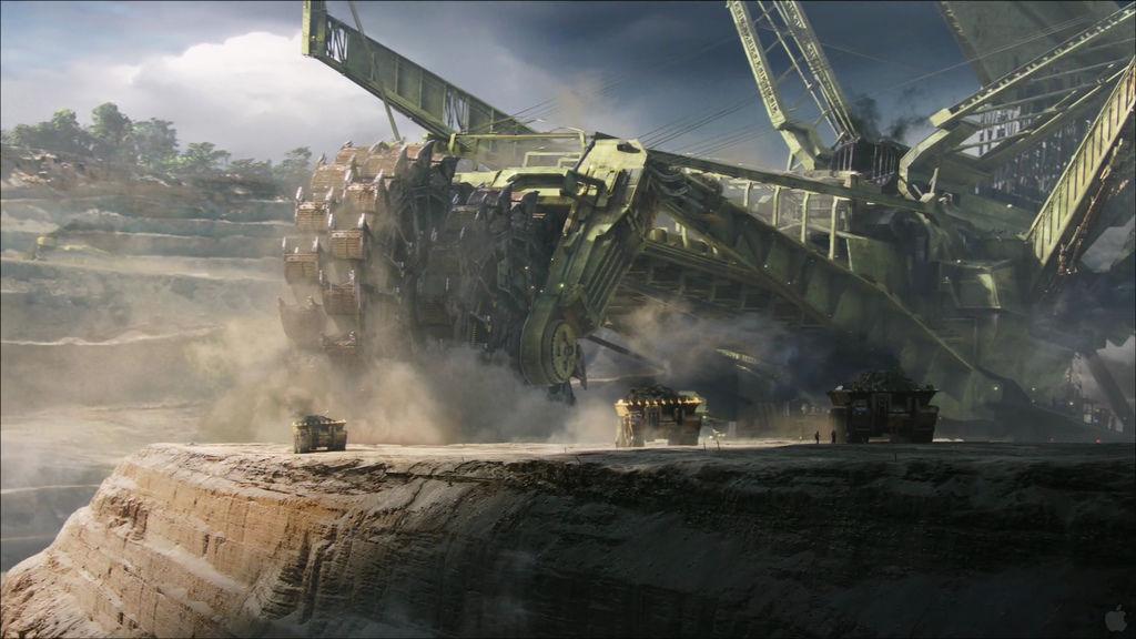 Mining pandora