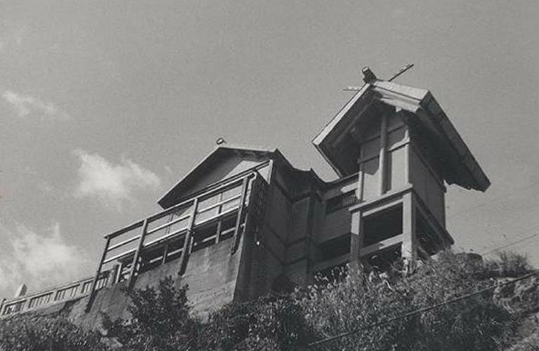昔の端島神社