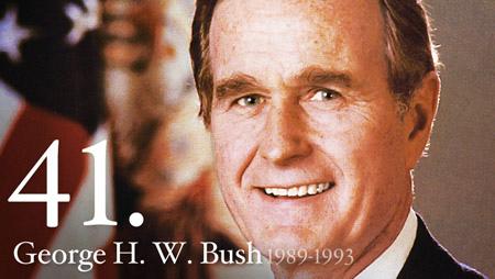 41-George-H-W-Bush