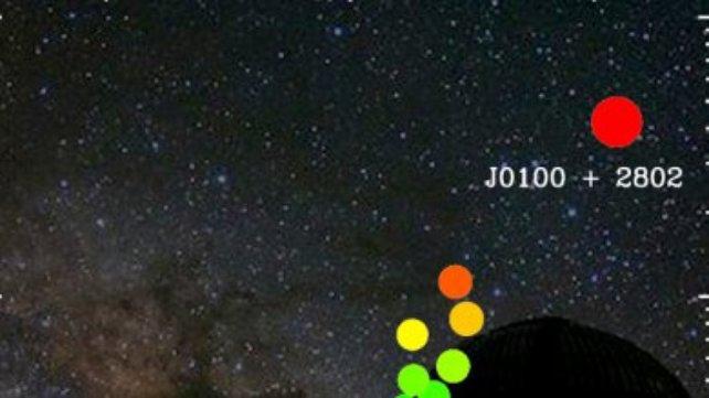 SDSS J0100+2802