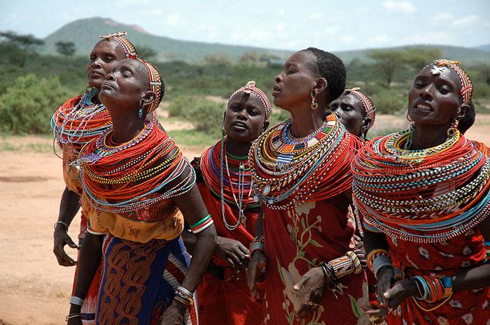 maasai-women