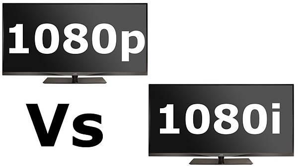 1080i 1080p