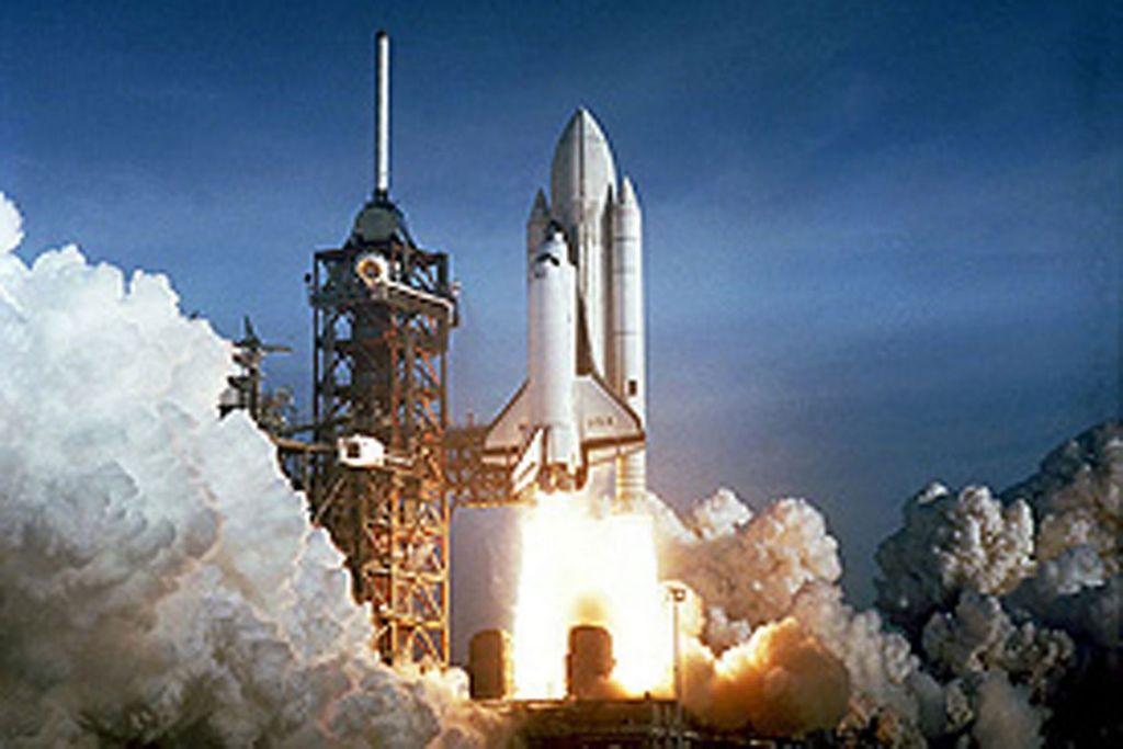 Columbia-Space-craft