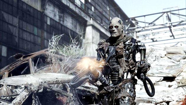 Terminator Salvations   T-600
