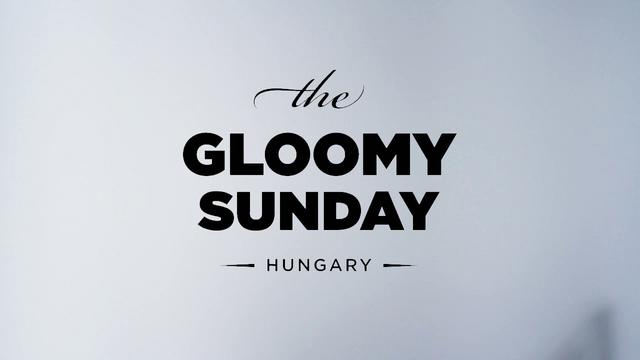 Gloomy Sunday1
