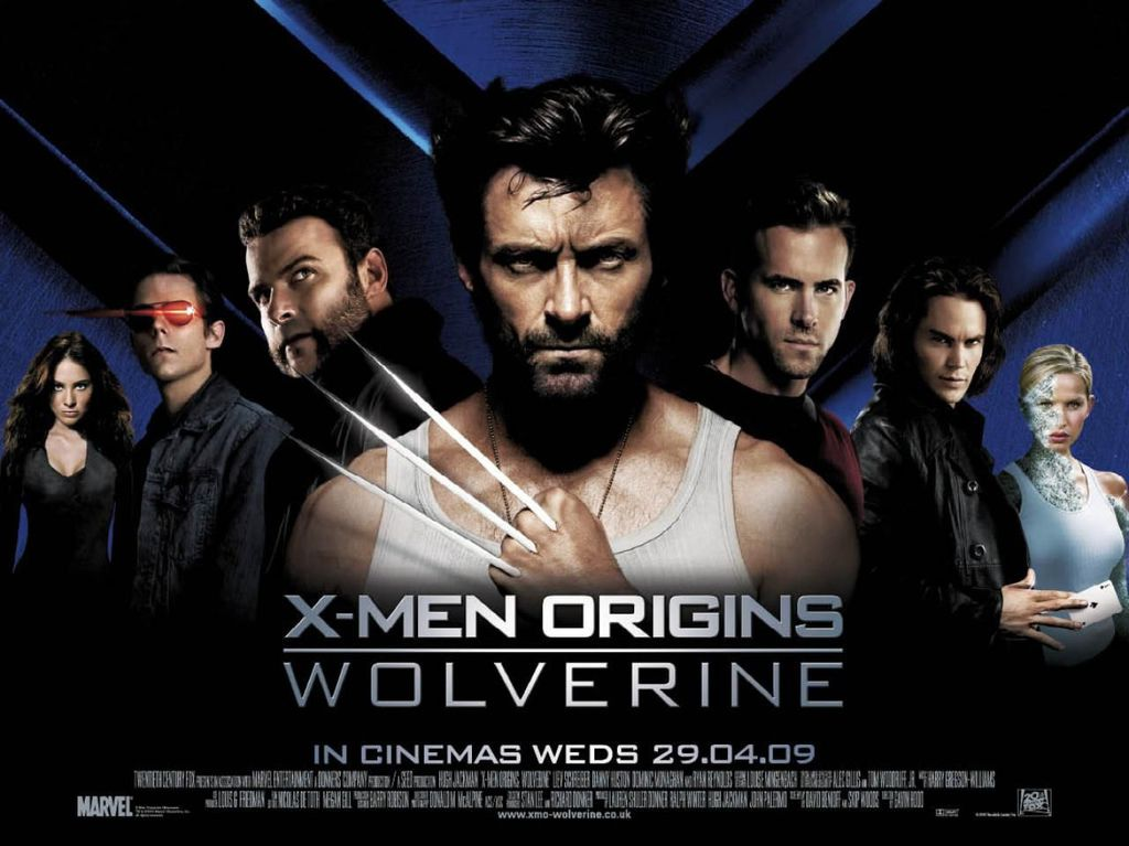 X-Men-Origins-Wolverine-2009-poster