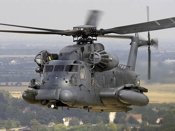 MH-53 JM PAVE LOW