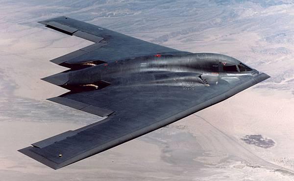 B-2 隱形轟炸機