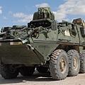 Stryker vehicle