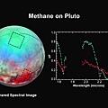 冥王星地表有豐富的甲烷冰層