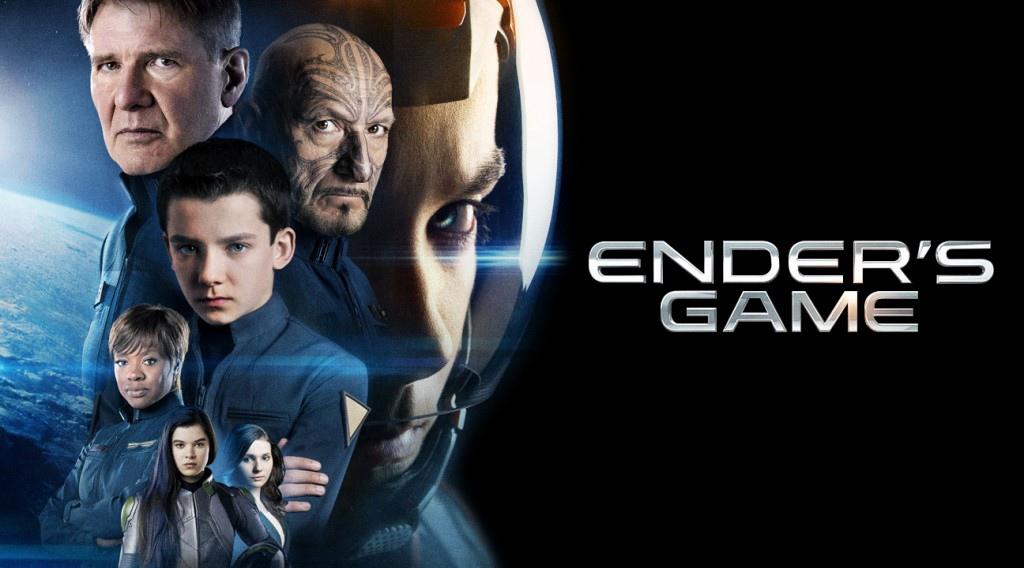 EndersGame-Poster