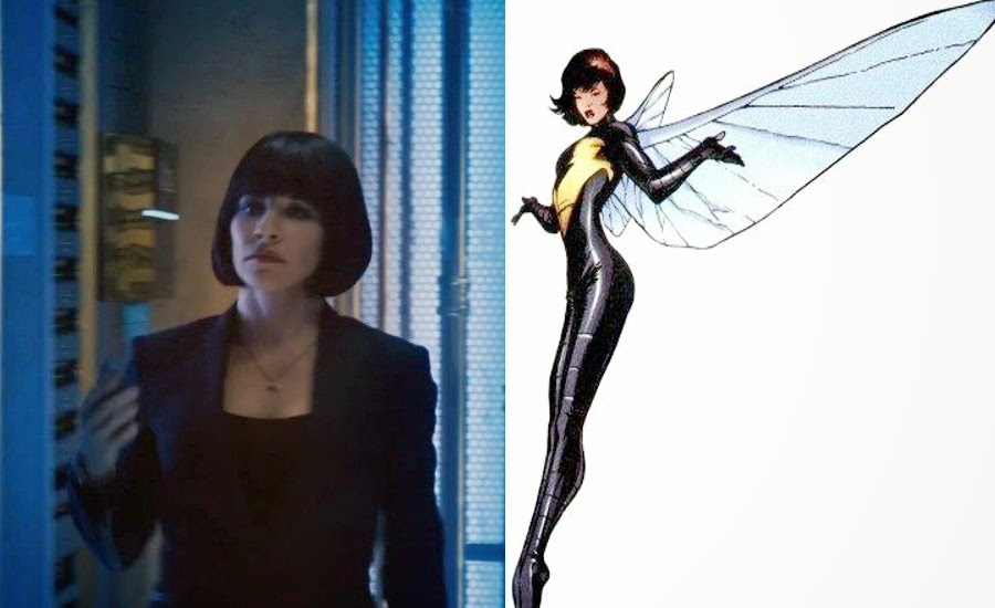 Hope Van Dyne-Wasp